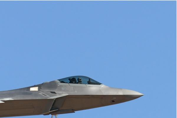 Photo#6495-2-Lockheed F-22A Raptor