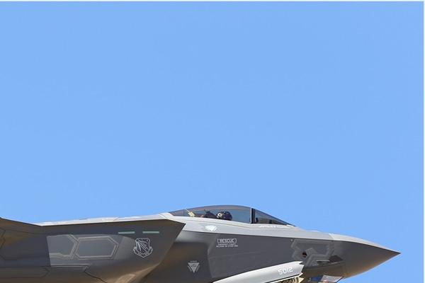 Photo#6496-2-Lockheed Martin F-35A Lightning II