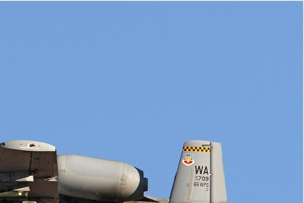 Photo#6505-2-Fairchild A-10C Thunderbolt II