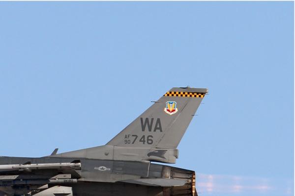 Photo#6536-2-General Dynamics F-16C Night Falcon