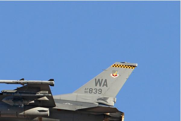 Photo#6537-2-General Dynamics F-16D Fighting Falcon