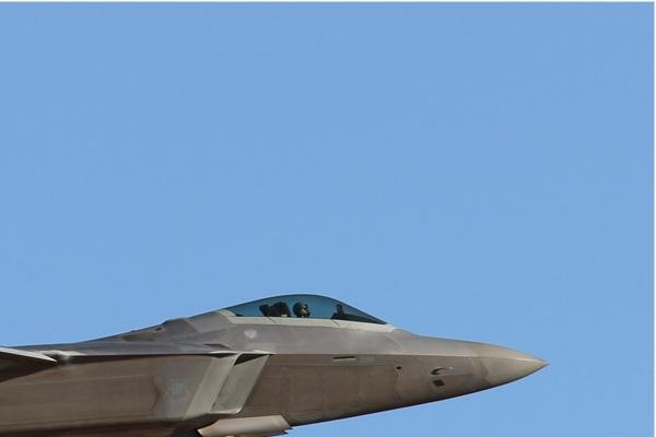 Photo#6543-2-Lockheed F-22A Raptor