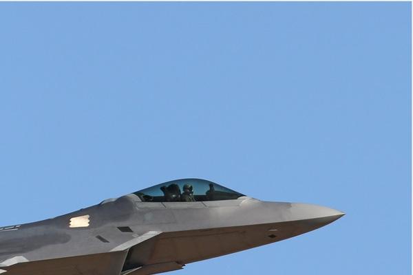 Photo#6545-2-Lockheed F-22A Raptor