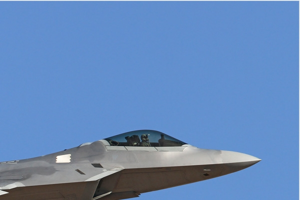 Photo#6546-2-Lockheed F-22A Raptor