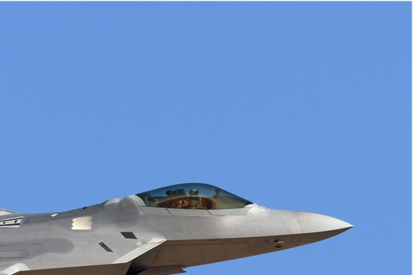 Photo#6547-2-Lockheed F-22A Raptor