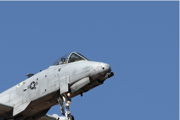 Photo#6553-2-Fairchild A-10C Thunderbolt II