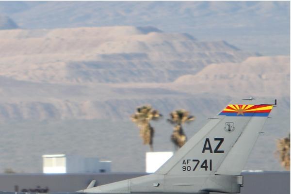 Photo#6600-2-General Dynamics F-16C Fighting Falcon