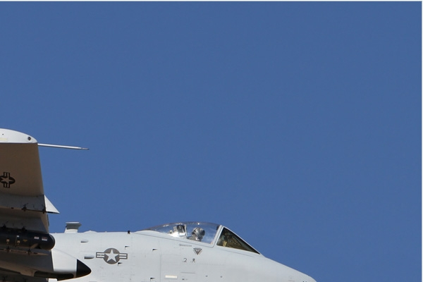 Photo#6601-2-Fairchild A-10C Thunderbolt II