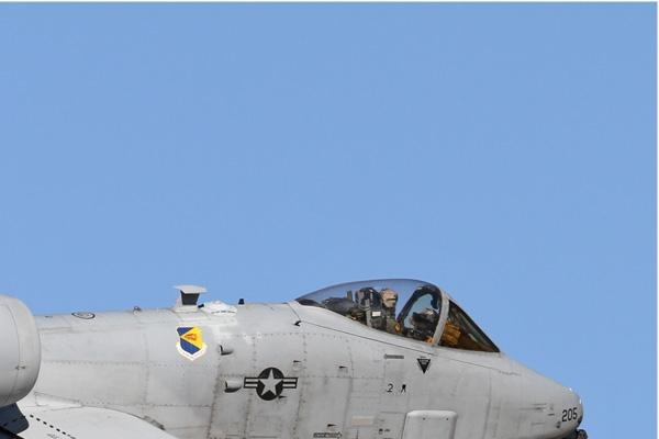 Photo#6605-2-Fairchild A-10C Thunderbolt II