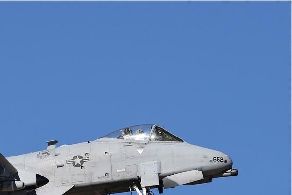 Photo#6608-2-Fairchild A-10C Thunderbolt II