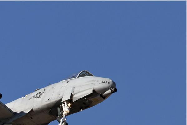 Photo#6613-2-Fairchild A-10C Thunderbolt II