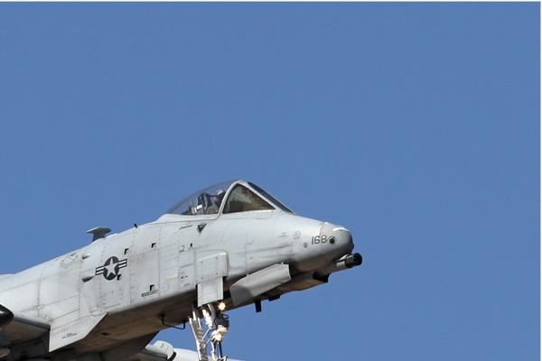 Photo#6622-2-Fairchild A-10C Thunderbolt II