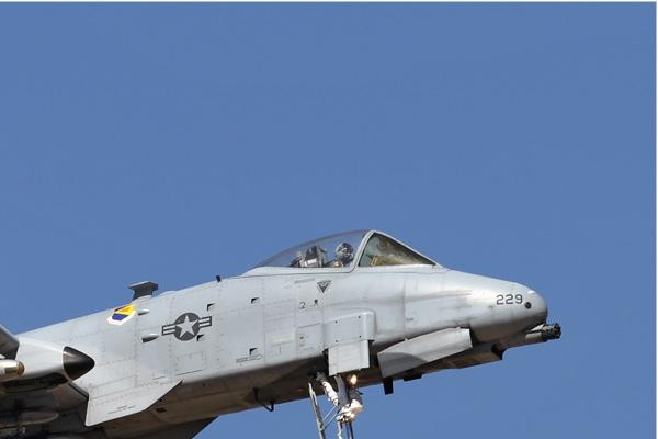 Photo#6625-2-Fairchild A-10C Thunderbolt II