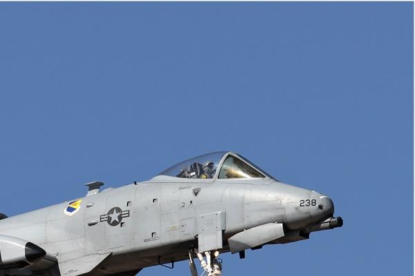 Photo#6627-2-Fairchild A-10C Thunderbolt II