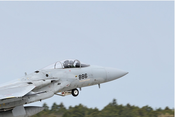 Photo#6727-2-McDonnell Douglas F-15J Eagle