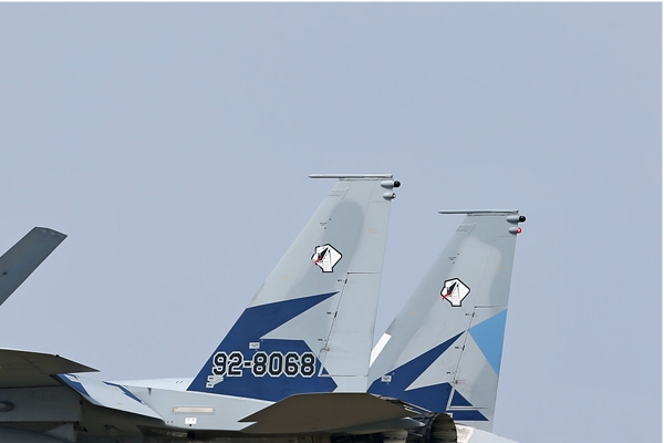 Photo#6867-2-McDonnell Douglas F-15DJ Eagle