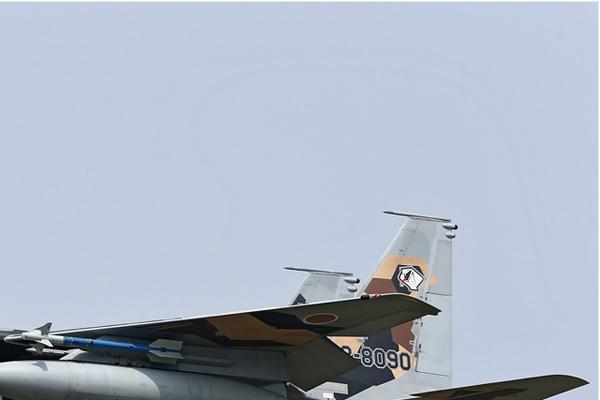 Diapo6874 McDonnell Douglas F-15DJ Eagle 72-8090, Komatsu (JPN) 2013