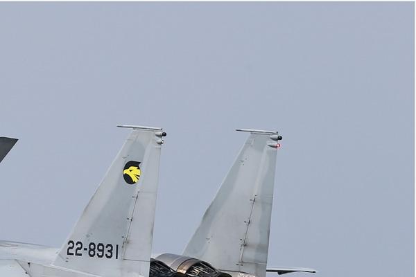 Photo#6887-2-McDonnell Douglas F-15J Eagle