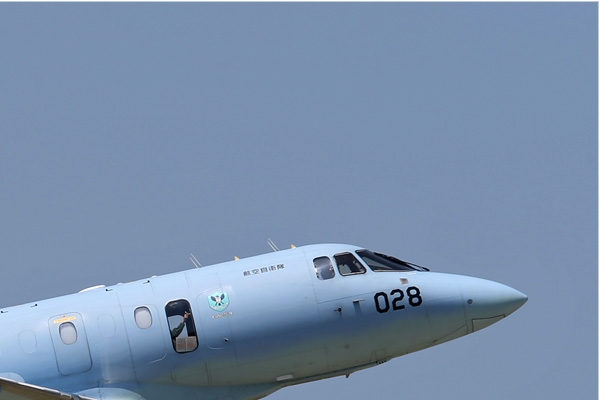 Photo#6931-2-Raytheon U-125A
