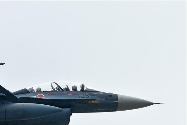 Photo#6933-2-Mitsubishi F-2B