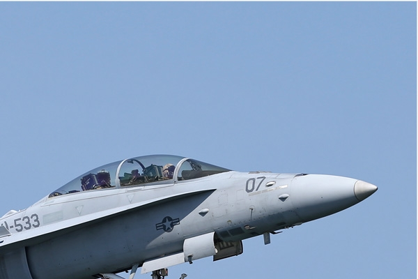 Photo#6960-2-McDonnell Douglas F/A-18D Hornet