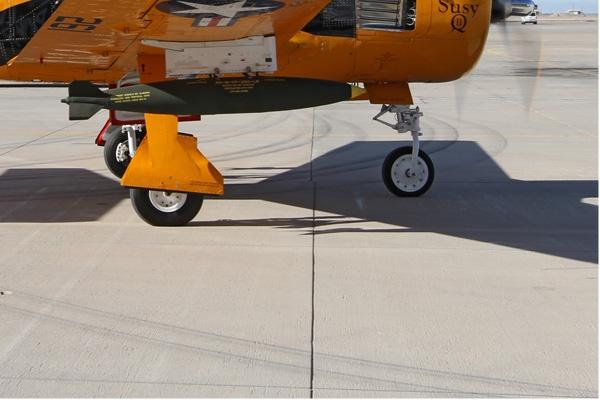 Diapo6692 North American T-28B Trojan 138215/N7044L, El Centro (CA, USA) 2013