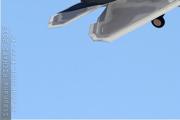 Photo#6490-3-Lockheed F-22A Raptor