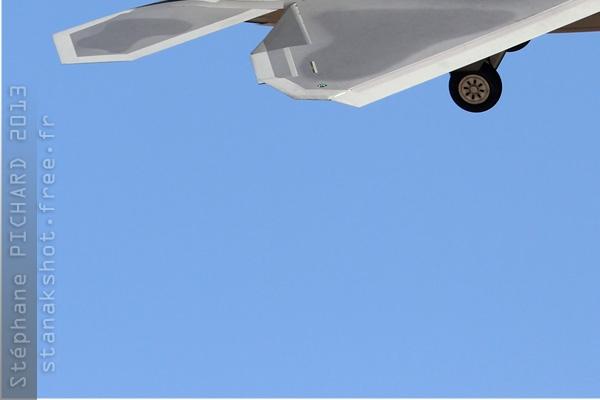 Photo#6493-3-Lockheed F-22A Raptor