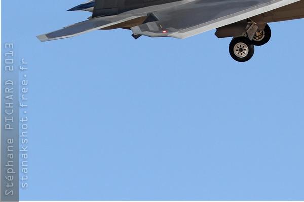 Photo#6545-3-Lockheed F-22A Raptor