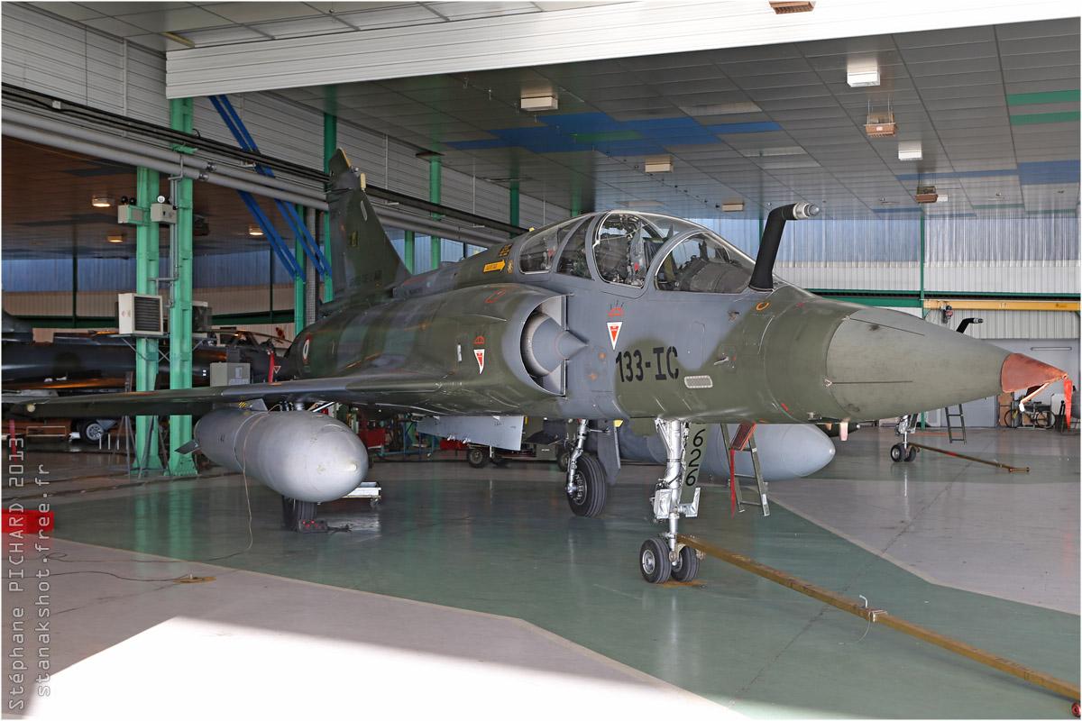 tof#7024 Mirage 2000 de l'Armée de l'Air française au statique à Nancy (France) en 2013