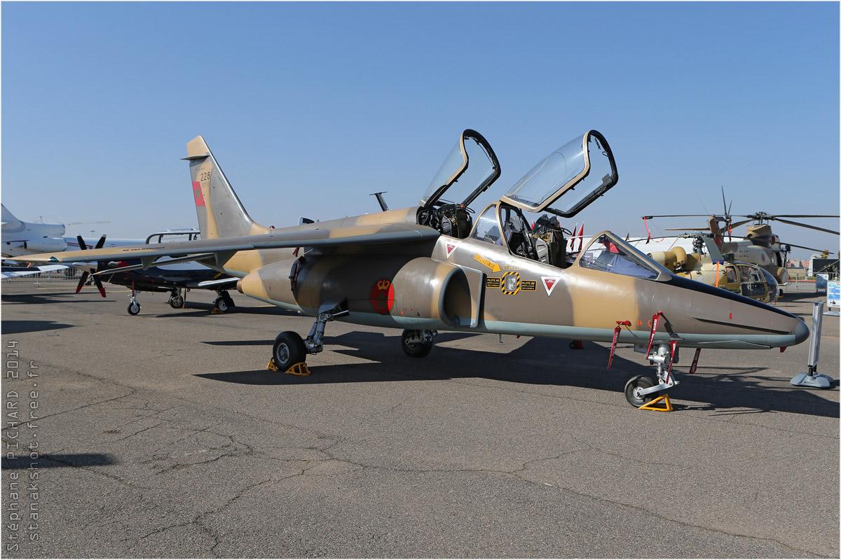 tof#7498_Alphajet_des Forces royales air du  Maroc