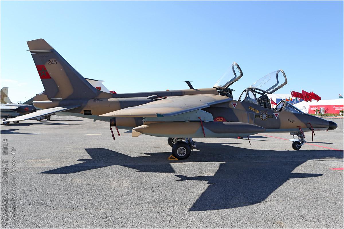 tof#7501_Alphajet_des Forces royales air du  Maroc