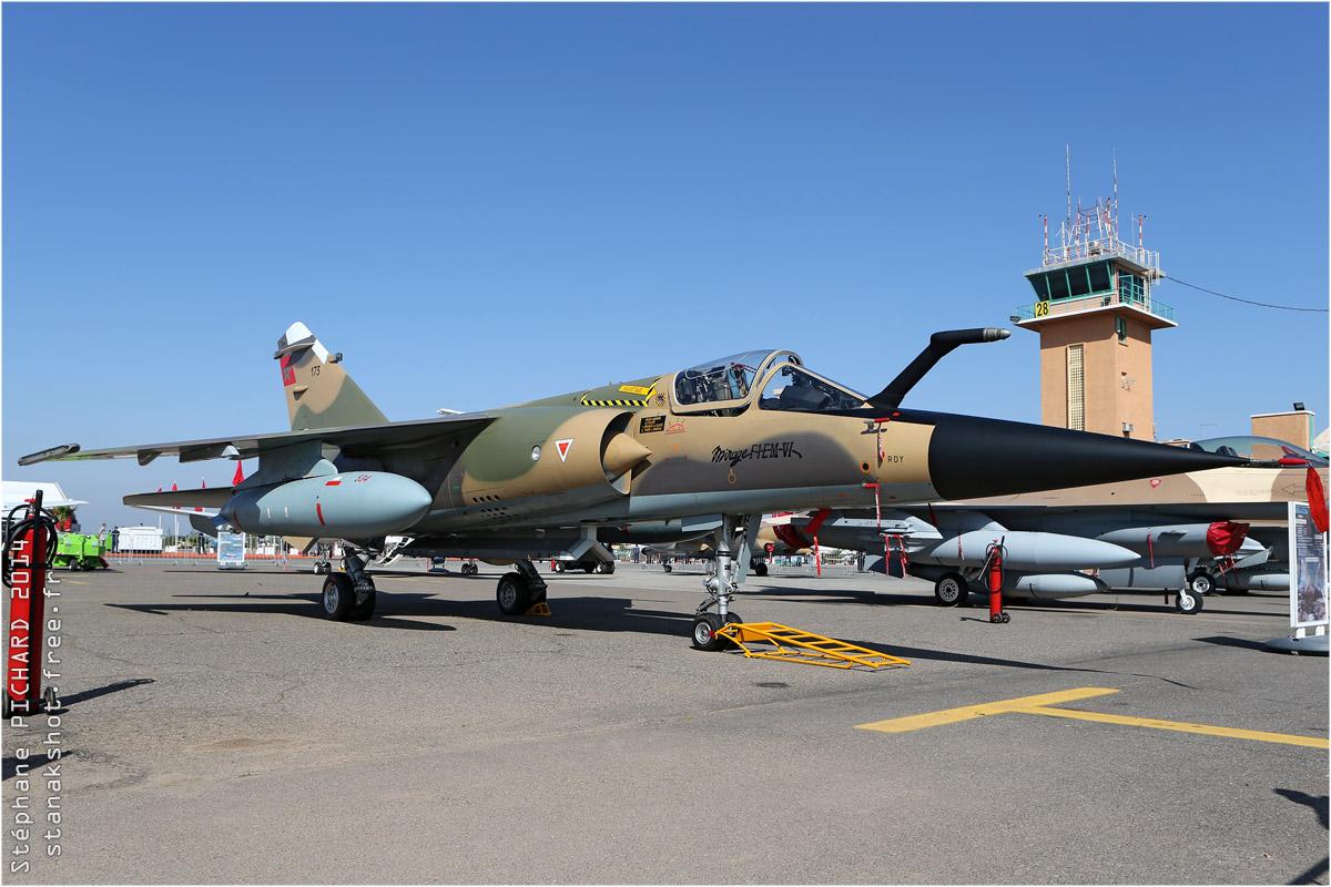 tof#7523_Mirage F1_des Forces royales air du  Maroc