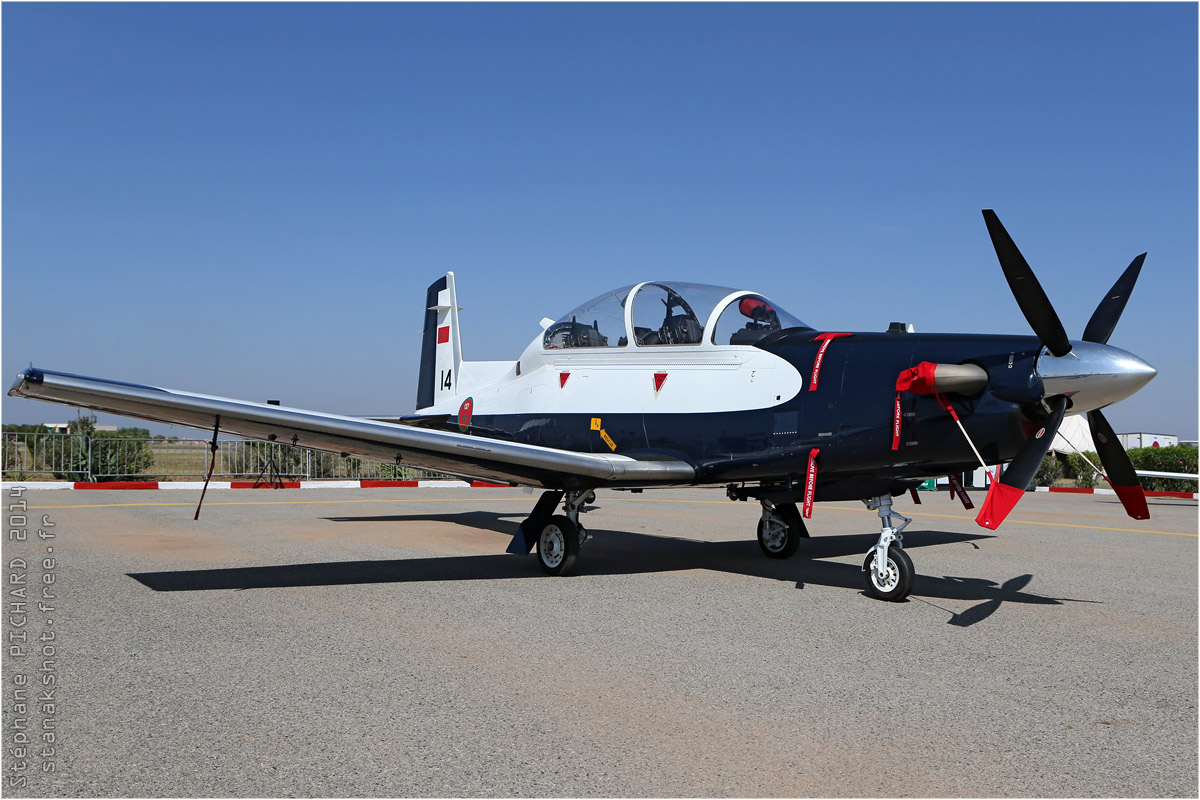 tof#7533_Texan 2_des Forces royales air du  Maroc