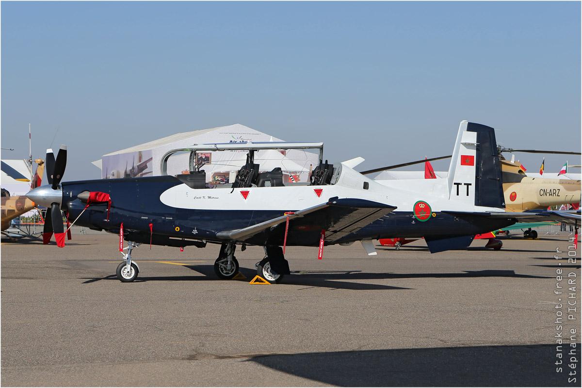 tof#7535_Texan 2_des Forces royales air du  Maroc