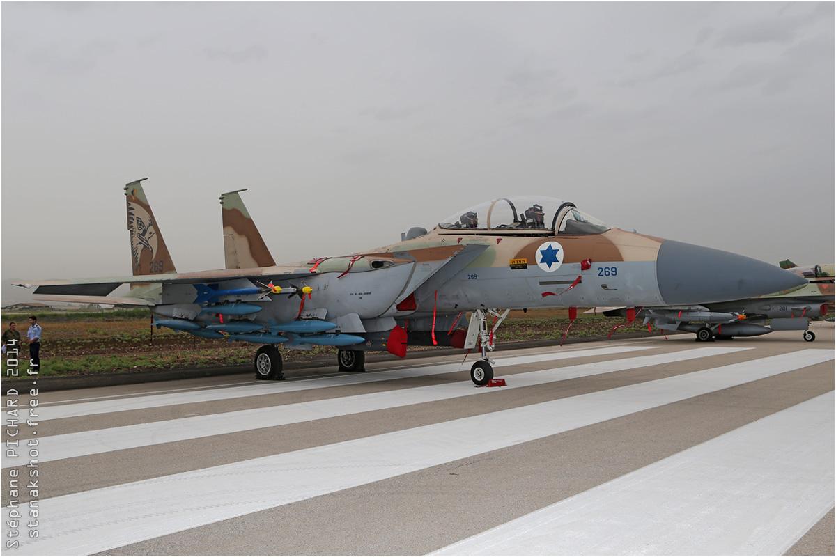 tof#7586_F-15_de la Force aérienne israélienne
