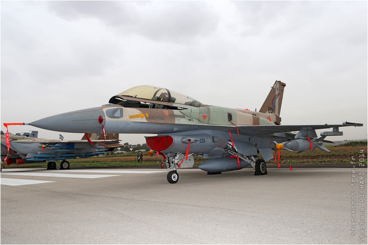 tof#7593_F-16_de la Force aérienne israélienne