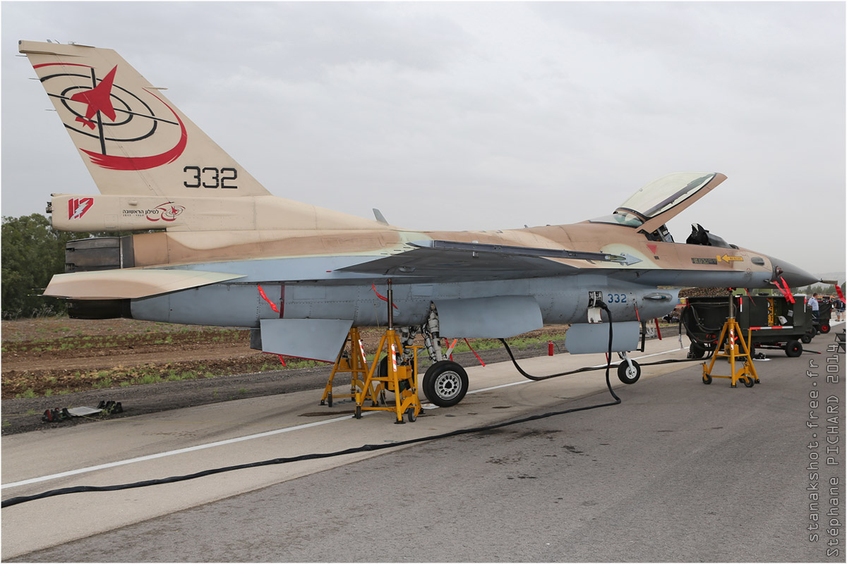 tof#7595_F-16_de la Force aérienne israélienne