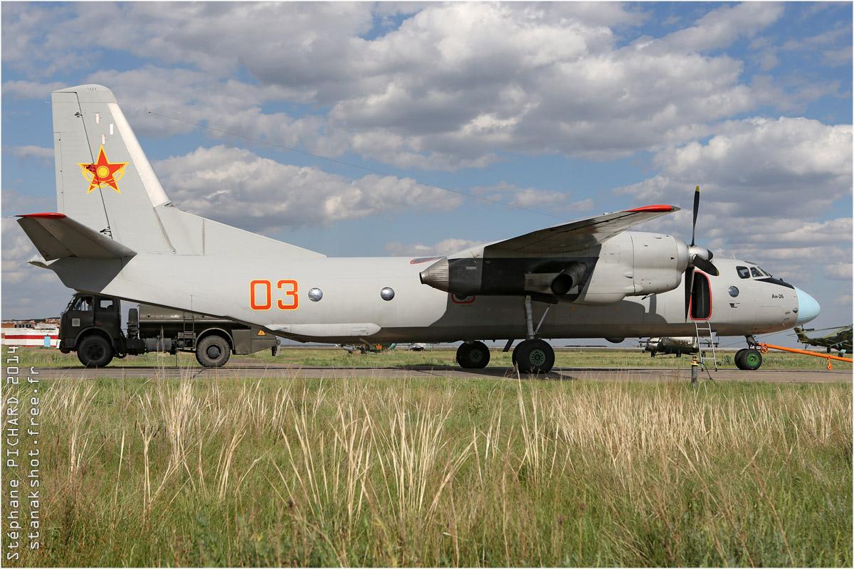 tof#7666_An-26_de la Force aérienne du Kazakhstan