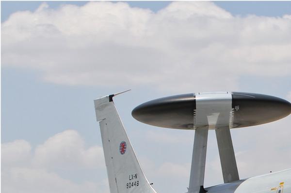 Photo#7037-1-Boeing E-3A Sentry