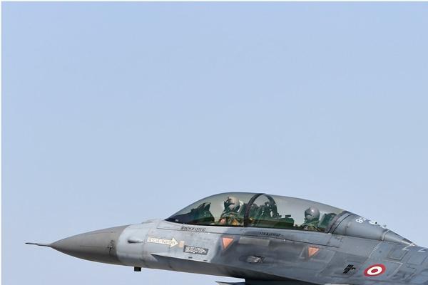 Photo#7120-1-Lockheed F-16D Fighting Falcon