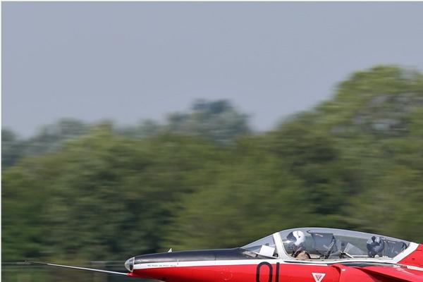 Photo#7174-1-Hawker Siddeley Gnat T1