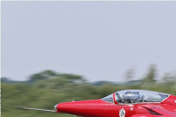Photo#7175-1-Hawker Siddeley Gnat T1
