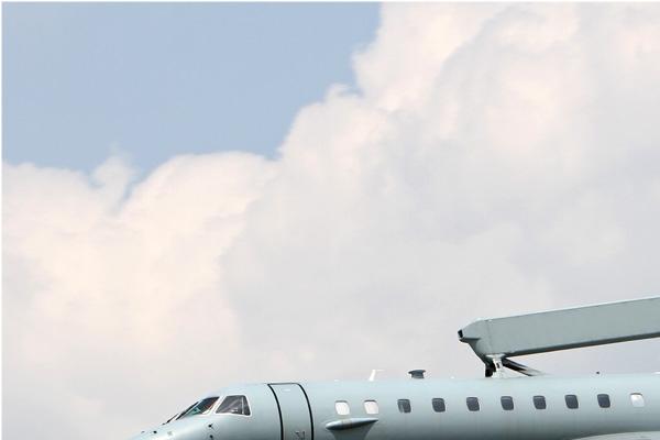 Photo#7195-1-Embraer EMB-145H AEW&C