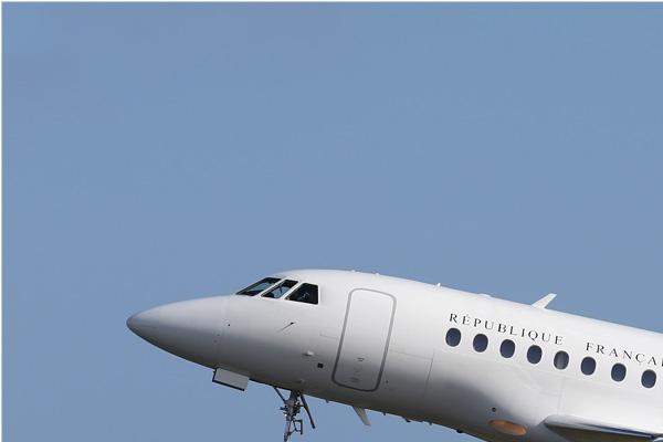Photo#7342-1-Dassault Falcon 2000LX
