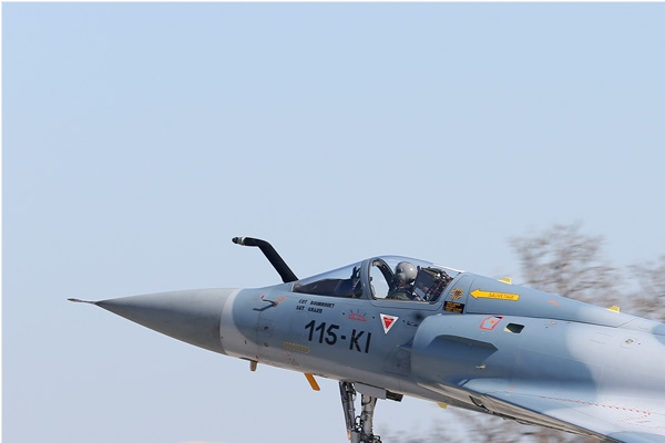 Photo#7402-1-Dassault Mirage 2000C