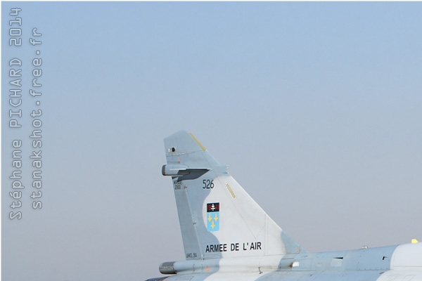 Photo#7405-1-Dassault Mirage 2000B