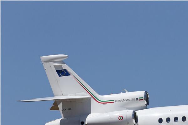 7542a-Dassault-VC-900B-Italie-air-force