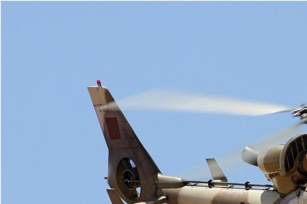 7554a-Aerospatiale-SA342L-Gazelle-Maroc-air-force