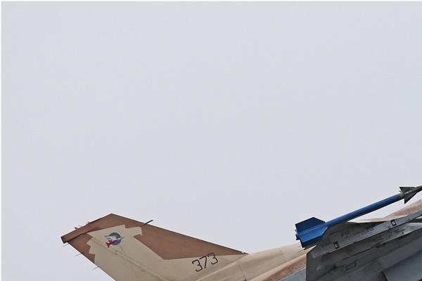 Photo#7600-1-General Dynamics F-16C Barak